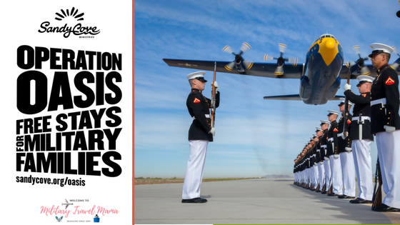 Operation Oasis – The Cause That Every Military Family Can Support