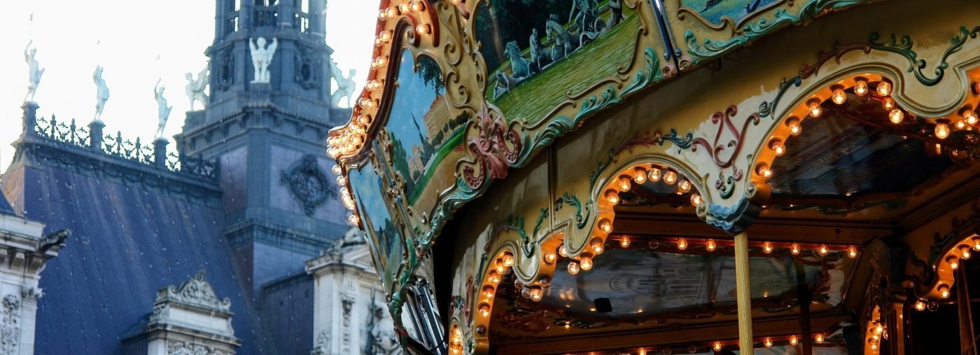 Family Moments: Things to See, Do and Eat while You're in Paris