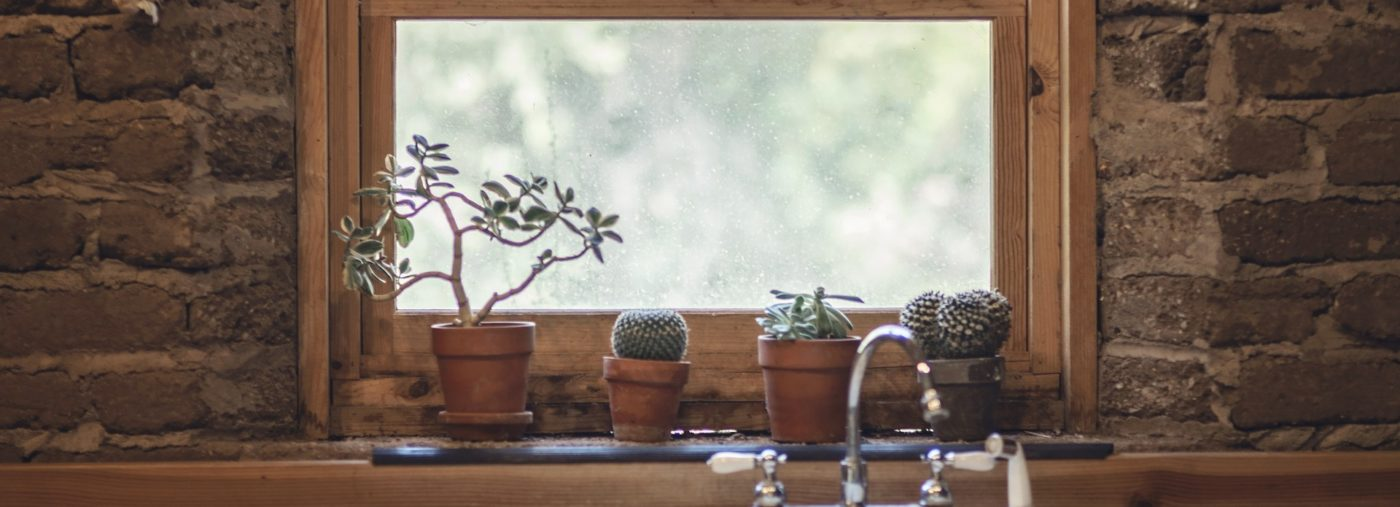 Five of the Most Popular Ideas to Decorate a Garden Window