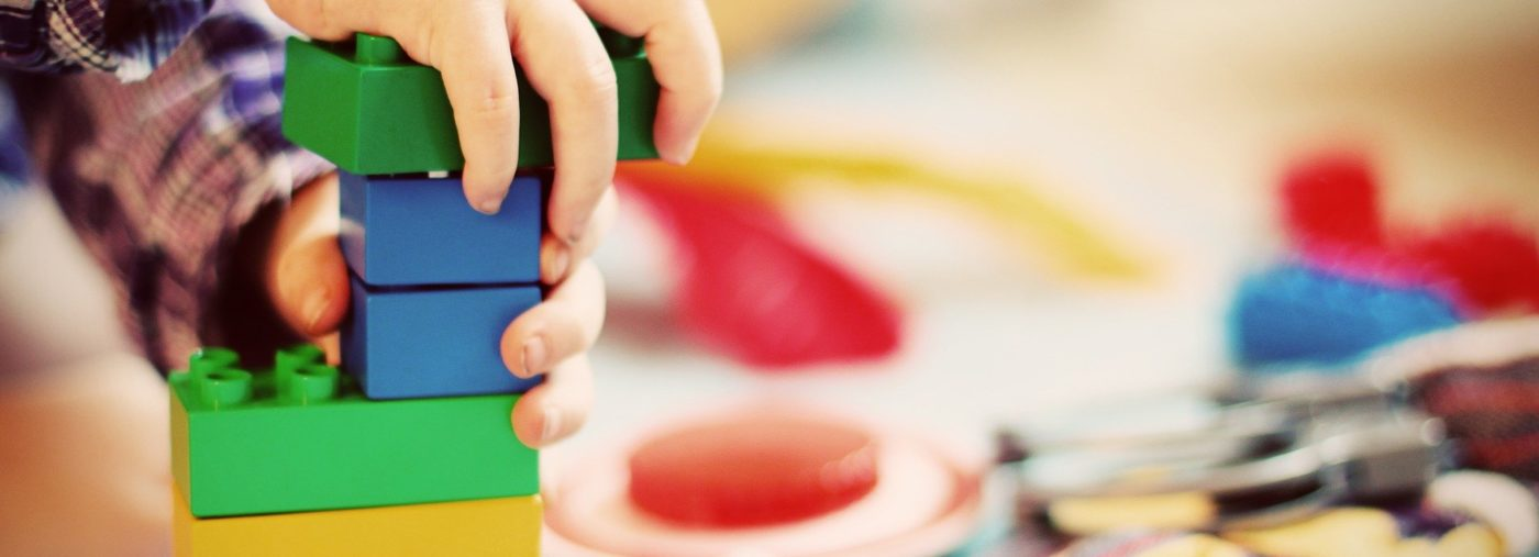 The Role of Toys in Children's Development