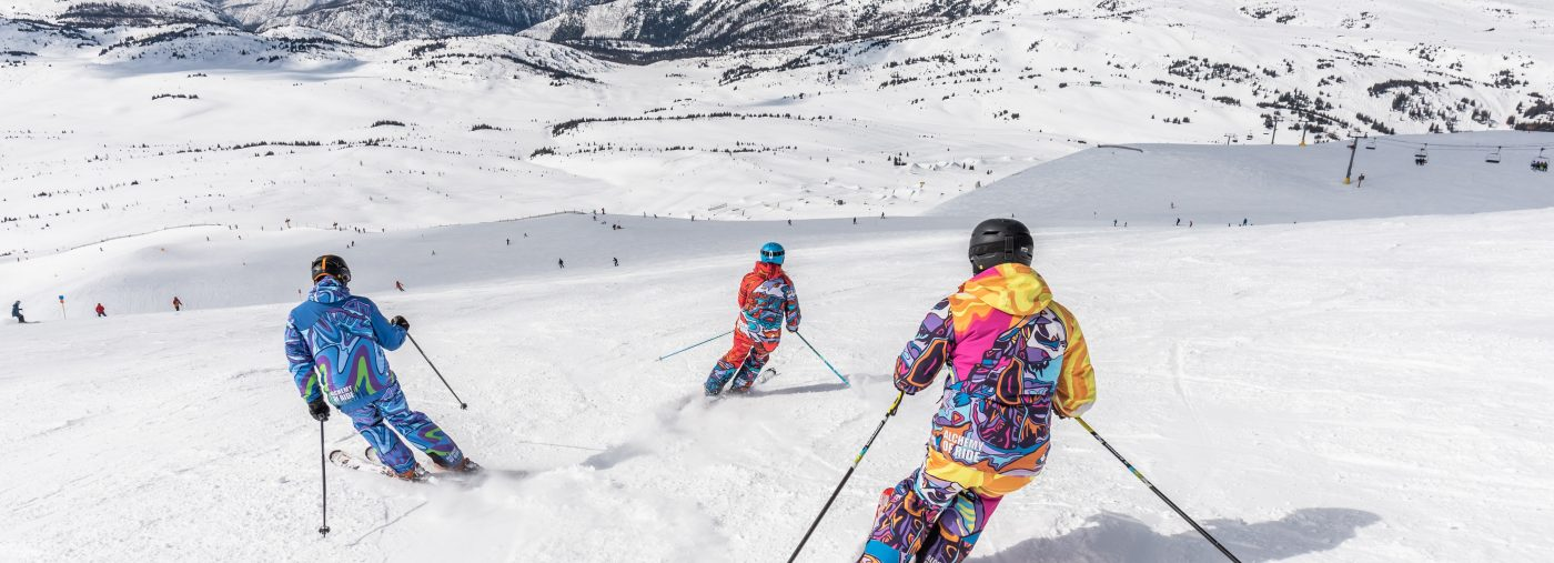 Lessons Learned About Ski Resorts During the COVID-19 Pandemic